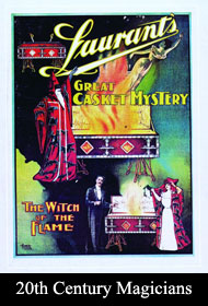 20th Century Magician Posters
