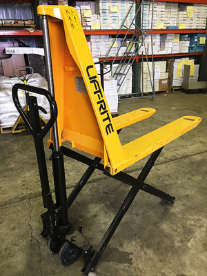 ErgoLift Hand Pallet Jacks For Sale