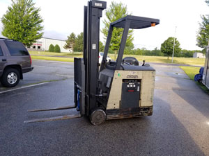 Crown Forklift Model RC3020 For Sale